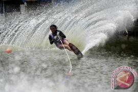 Venue ski air PON digeser karena air surut