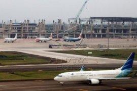 Jalan Perimeter Utara Bandara Diberlakukan Buka - Tutup