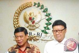 DPR-Presiden Sepakat akan Bahas Tiga Hal