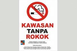 Relawan AG 2018 dilarang merokok sembarangan