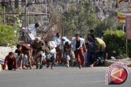 Serangan Koalisi Arab Mandul, Houthi Duduki Aden