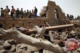 40 Orang Tewas Dalam Serangan Udara dan Pertempuran di Yaman