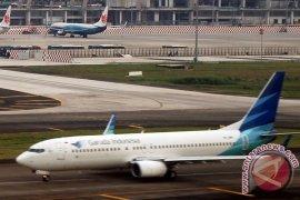 Maskapai Garuda Indonesia Pontianak belum melakukan penerbangan tambahan