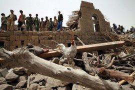22 Warga Yaman Tewas Akibat Serangan Udara Sekutu Pimpinan Saudi