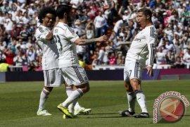 "Ronaldo ""Hattrick"", Madrid Libas Shakhtar 4-0"