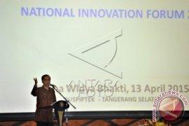 Presiden Buka National Innovation Forum