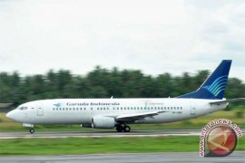 Penumpang Garuda diturunkan karena alasan keselamatan