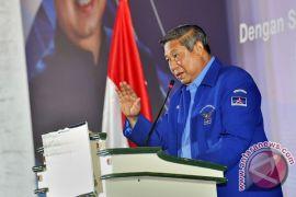 Yudhoyono perintahkan kader Demokrat bantu pemerintah