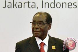 WHO batal tunjuk Presiden Zimbabwe Mugabe sebagai duta