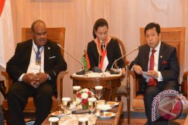 Ketua DPR sampaikan simpati kepada Vanuatu