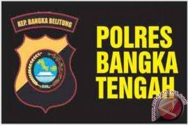 Polres Bangka Tengah Giatkan Program Sambang Duka