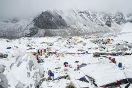 Nepal akan ukur ulang, buktikan Gunung Everest kehilangan ketinggian