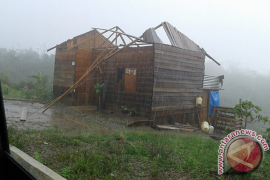 Angin Kencang Landa Dua Kecamatan Aceh Tengah