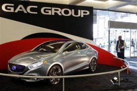GAC Motor Siap Masuk Pasar Indonesia Pada 2017