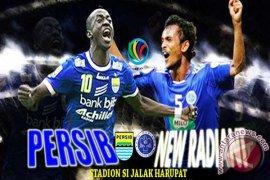 Persib Kalahkan New Radiant SC Maladewa 1-0