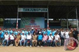 Persikat Ketapang Bertekad Jawara di Liga Nusantara Singkawang