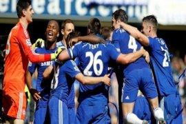Kiper Chelsea Thibaut Courtois dijual ke Real Madrid