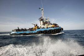 Jumlah jenazah pendatang ditemukan di pantai Libya naik jai 133