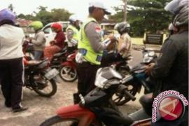 Operasi Zebra Singkawang tilang 715 kendaraan