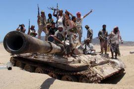Pemerintah Yaman dukungan Arab Saudi kembali ke Aden