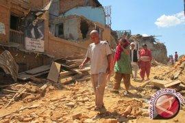 Empat Gempa Susulan Guncang Nepal, Satu Orang Tewas