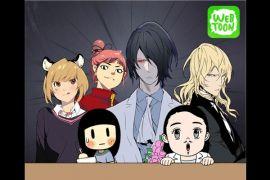 Empat komik LINE Webtoon akan diangkat ke film