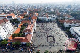 Jakarta akan tata jalur pejalan kaki di Kota Tua