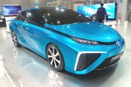 Toyota Yakin Mobil Hidrogen Jadi Kendaraan Masa Depan