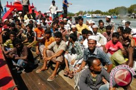 Indonesia menampung 13.745 pengungsi dan pencari suaka