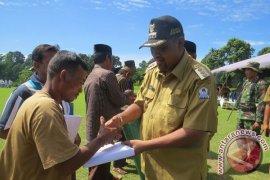 Bupati Aceh Barat Bangga Hasil TMMD ke-94