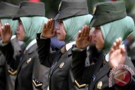 Panglima : Penggunaan jilbab hanya prajurit di Aceh