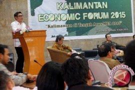 Warga Kalimantan Pelaku Pembangunan