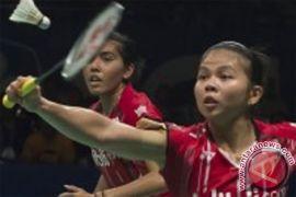 Greysia/Apriani juara ganda putri Thailand Terbuka