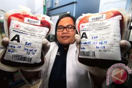 PMI Tangerang akui persediaan darah berkurang selama Ramadhan