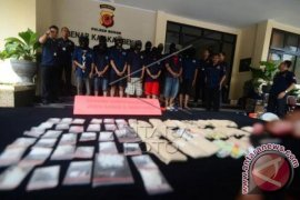 Gawat, Hingga Juni 2018 peredaran narkoba di Bogor meningkat
