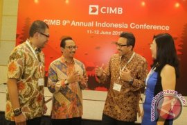 CIMB Tumbuhkan Optimisme Investasi di Indonesia