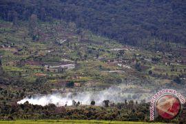 Hutan di kampung kelahiran Gubernur Sulbar digunduli