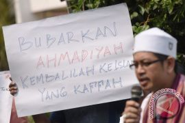 Pemkab Sukabumi segel Masjid Ahmadiyah