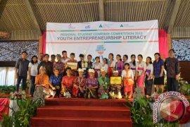 SMKN 4 Denpasar Juara Lomba Perusahaan Siswa