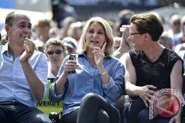"Koalisi PM ""selfie"" disaingi ketat kubu oposisi Denmark"