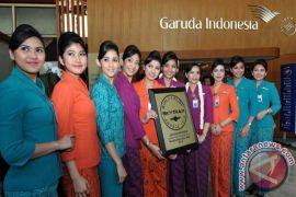 """Garuda raih """"Best Cabin Crew"""" untuk kelima kalinya"""