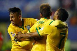 Brasil menang 3-1 atas Jepang pada pertandingan persahabatan