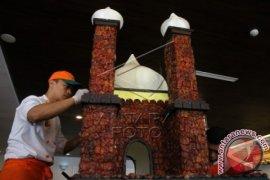 20 Ton Kurma Untuk Masjid