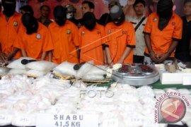 BNN sita 20 kilogram sabu di Riau