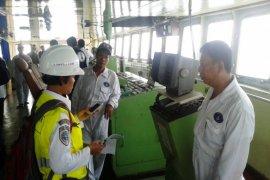 Kementerian Perhubungan Uji Petik Kapal Ferry