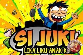 Komik Lokal Komedi Paling Diminati