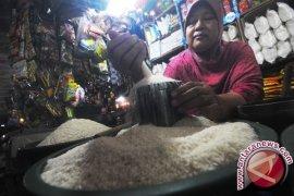 Harga bahan pokok pangan stabil di Jambi