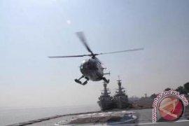 """Satgas Maritim TNI/UNIFIL Gelar Latihan """"Harbour Phase"""""""