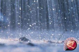 Kota Jambi diguyur hujan lagi