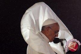 Paus Fransiskus Seru Tata Ekonomi Baru dan Kecam Kapitalisme